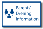 banner - parents evening..fw