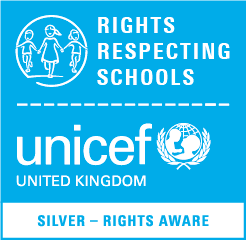 Unicef Silver Rights Aware -logo