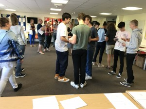 Results Day at Clyst Vale