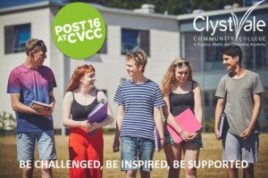 Cropped CVCC Post-16 Open Evening