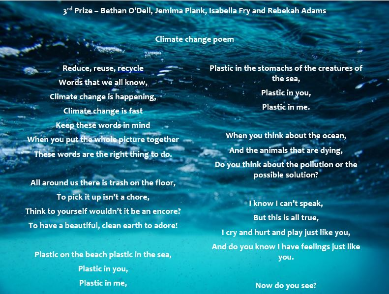 Climate Change Poetry - 3rd Prize v2