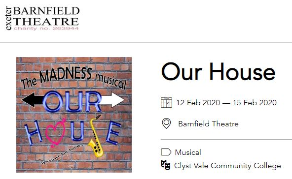 Our House Barnfield