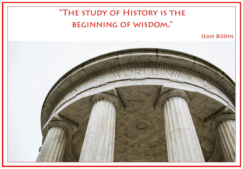 History image  & quote - v2