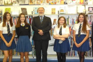 Featured image Head Students & Principal 2021-2022